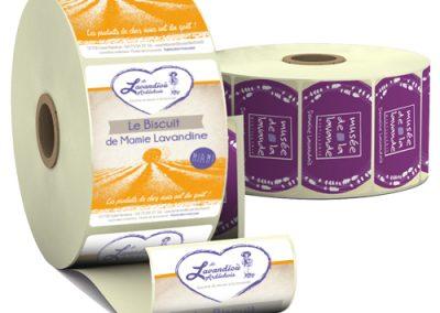 burinter-étiquettes-musée de la lavande