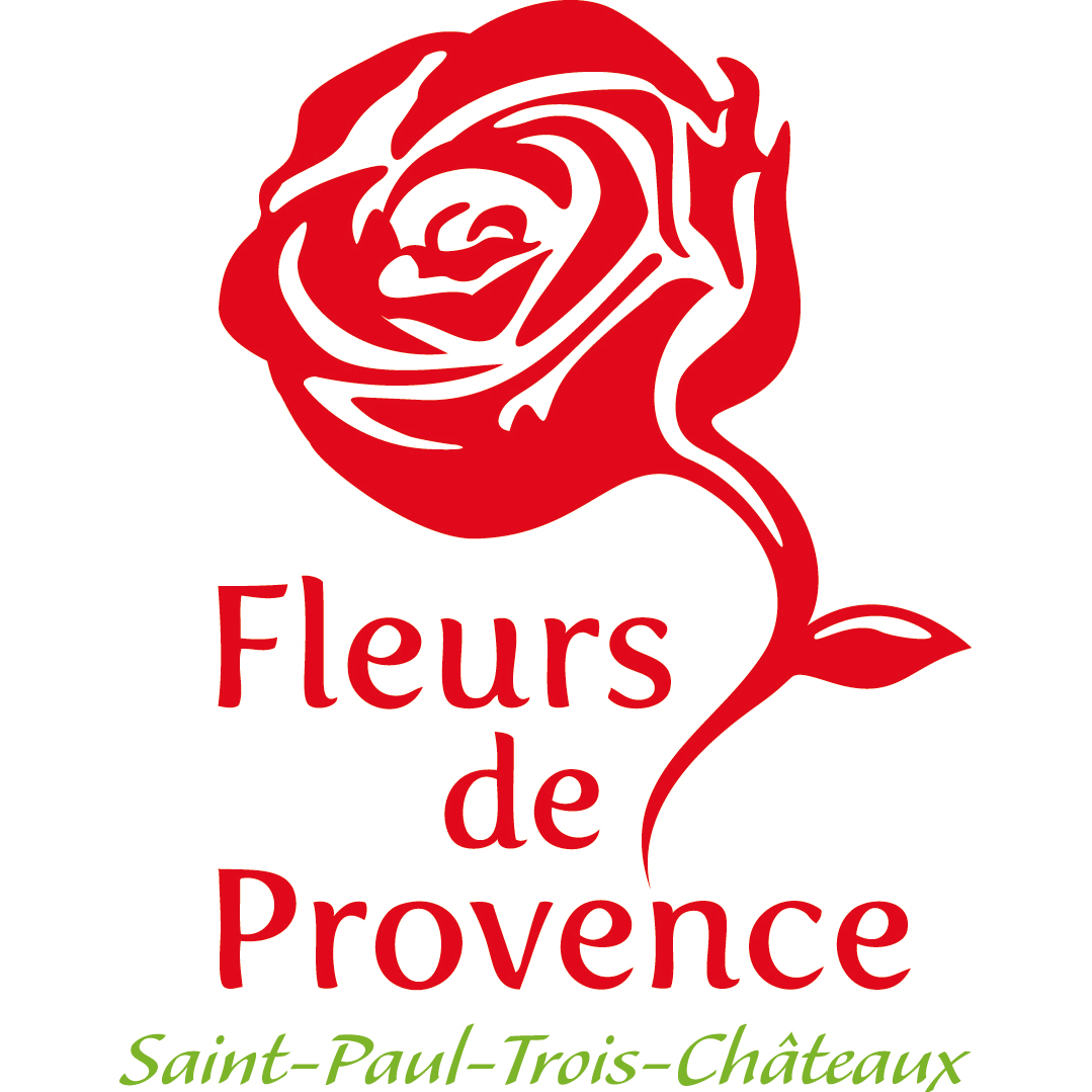 logo-fleurs de provence-imprimerie-burinter-pierrelatte