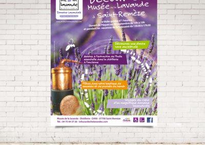 burinter-affiche-musée de la lavande
